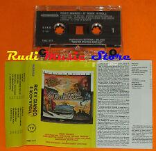 MC RICKY GIANCO E' rock n roll1991 italy FONIT CETRA TMC 277 cd lp dvd vhs