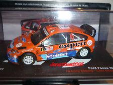 FORD FOCUS N° 6 SOLBERG WRC RALLY NORWAY 2009 au  1/43°