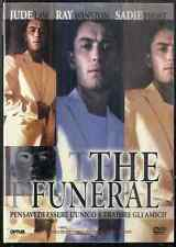 THE FUNERAL JUDE LAW RAY WISTON SADIE FROST DVD FILM SEALED