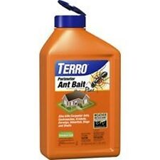 NEW TERRO 2600 LARGE 2LB ANT BAIT PLUS BUG KILLER SNAILS SLUGS CRICKETS ETC SALE