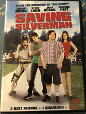 """Saving Silverman� 2000 Dvd Like New With Special Features"