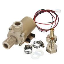12V Solar Hot Water Pump Circulation High Quality Food Grade 100° C Coupler.