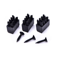 3pcs replacement brushes with screw for hostage arrow rest archery bow Set EB