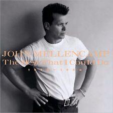 JOHN MELLENCAMP - Best That I Could Do: 1976-1988 [New CD]