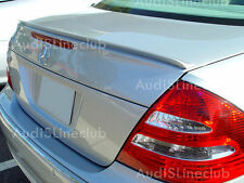 Free Shipping Painted For Mercedes Benz W211 Trunk lip spoiler style $