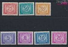Italie p88-p94 neuf 1955 Dessin numéros (9045787