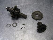 Kawasaki KX125 KX 125 1974 74 Kick Start Shaft Spring Gear Assembly OEM Factory