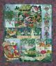 McKenna Ryan Pine Needles Garden Flower In Full Bloom 8 Pattern Set