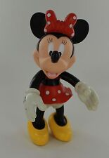 Disney Minnie Mouse in Polka Dot Skirt - Jointed - Rare