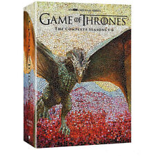 Game of Thrones: The Complete Seasons 1-6 (DVD, 2016,30-Disc)Brand New