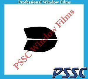 PSSC Pre Cut Front Car Auto Window Films - Porsche Cayman 2006-2013 Kit