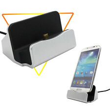 Creative Micro USB Sync Charging Cradle Docking Station For Android Phone S QT