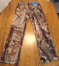 COLUMBIA Hunting Pant NEW PHG Mens Small Stealth Shot Lite Real Tree - FREE SHIP