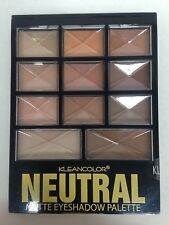 KleanColor Neutral Matte Eyeshadow  Palette .