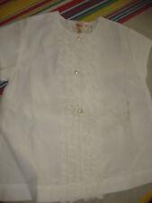 ANCIENNE robe froufrou  VINTAGE 60 - 70 BEBE ENFANT POUPEE (25)