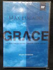 Max Lucado Grace DVD (Seven Sessions Total) NEW Region ALL