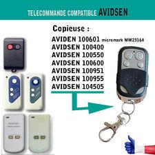 TELECOMMANDE COPIEUSE AVIDSEN 100600, 100601, 100951, 100955, 104505 , 100550