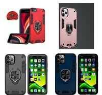 Hybrid Shockproof Cover Hard Armour Heavy Duty Case For Apple iPhone 7 8 Pro Max