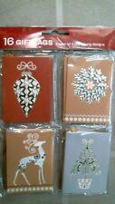 Rachael Hale 921788 Pre-Hung Christmas Gift Tags, 16ct. Free Shipping