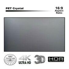 UST CLR ALR Kontrast Rahmen Leinwand Ultrakurzdistanz Beamer Projektor Laser TV