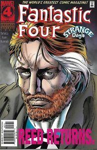 Fantastic Four #407 (Dec 1995)  Reunion!