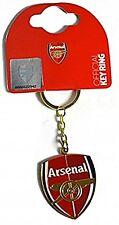 Arsenal FC Crest Metal/Esmalte Llavero ( Bst )