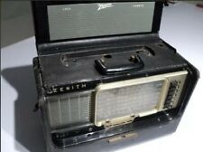 Zenith Transoceanic R600 Shortwave/AM Radio Trans-Oceanic Wave-Magnet 1959-62