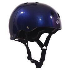 Triple Eight Brainsaver Water Helmet with Halo Comfort Liner - Xs - Metallic Blu