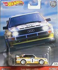 Audi Sport Quattro #1 *RR* Hot Wheels Thrill /Hill Climbers 3/5 GJP92 - 1:64 NEU