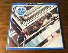 THE BEATLES 1967-1970 ~ 2-RECORD SET LIMITED BLUE VINYL ~ STILL FACTORY SEALED