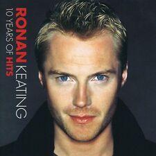 Ronan Keating - 10 Years of Hits [New CD] UK - Import