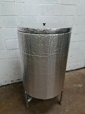 More details for 300l hot liquor tank (hlt) for micro brewery, inc full insulation & temp control