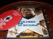 L' ultimo re di Scozia (2006)  ExRental Dvd ..... PrimoPrezzo