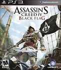 PLAYSTATION 3 PS3 GAME ASSASSIN'S CREED IV BLACK FLAG BRAND NEW & FACTORY