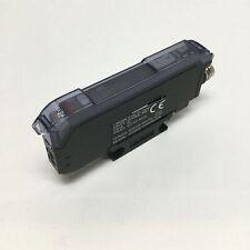 Keyence FS-V31C Fiber Optic Sensor Amplifier, 33µs, NPN, M8 Connector, 12-24VDC
