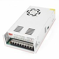 DC Inustrial Universal Regulated Switching Power Supply LED Strip CCTV 24V - 15A