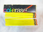 Vintage Col-erase Pencils 10 - Pack Yellow By Venus Fast Ship