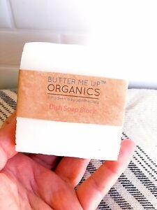 Organic Solid Dish Soap / Solid Dish Bar / Organic Dish Soap