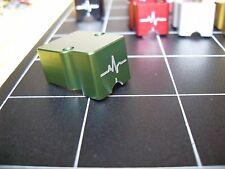ParadoxPulse Guard phono cartridge body GREEN, Denon DL103, DL103R, T-6