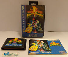 Console game Sega 16 Bit Mega Drive megadrive EUR-Mighty Morphin Power Rangers