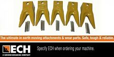 5KC3ST (ECH1930 THD) Bobcat Heavy Duty Twin Tiger Teeth Pk 5 + Pins