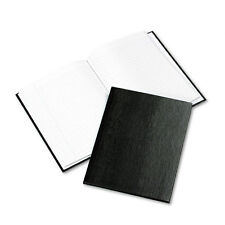 Blueline Exec Notebook, College/Margin Rule, 9-1/4 x 7-1/4, 75 Sheets - REDA7BLK