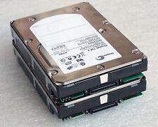 EMC 73GB 15K HDD  Seagate ST373453FCV In EMC Carrier 512Bps
