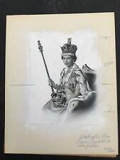 Producton Artwork - Queen Elizabeth II Silver Jubilee