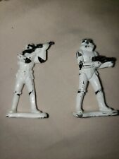 Star Wars Die Cast Micro world Stormtrooper Micro Collection 1982 Figures