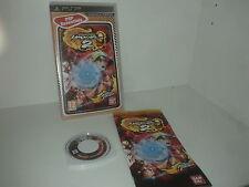 Naruto ultimate ninja heroes 2  FR   - SONY PSP - PAL complet