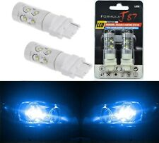 LED Light 50W 3156 Blue 10000K Two Bulbs Rear Turn Signal Replacement Upgrade