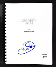 Halle Berry Authentic Signed Monster's Ball Movie Script Autographed BAS #H14645