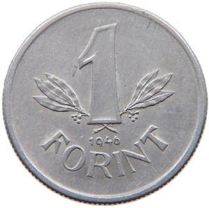 HUNGARY 1 FORINT 1946 #a65 111