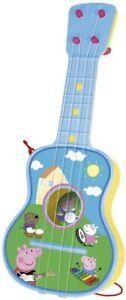 Reig- Guitare-Peppa Pig, 2339 coloris et modele Coloris Modele Aleatoire